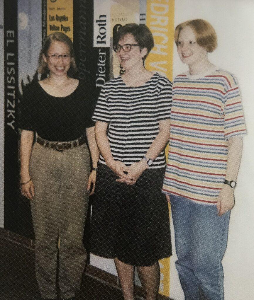 Redakteure 1995