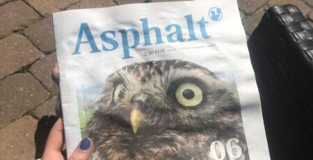Asphalt-Cover